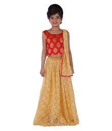 78d6579cc58 Girls Lehenga Cholis  Buy Girls Lehenga Cholis Online at Best Prices ...