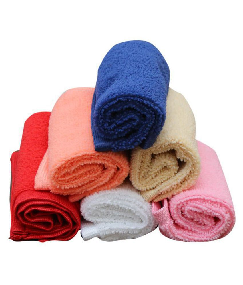 cloth combo Cleaning Towel For Car Home Office Kitchen Laptop Tv Etc (60x40CM PACK OF 5)