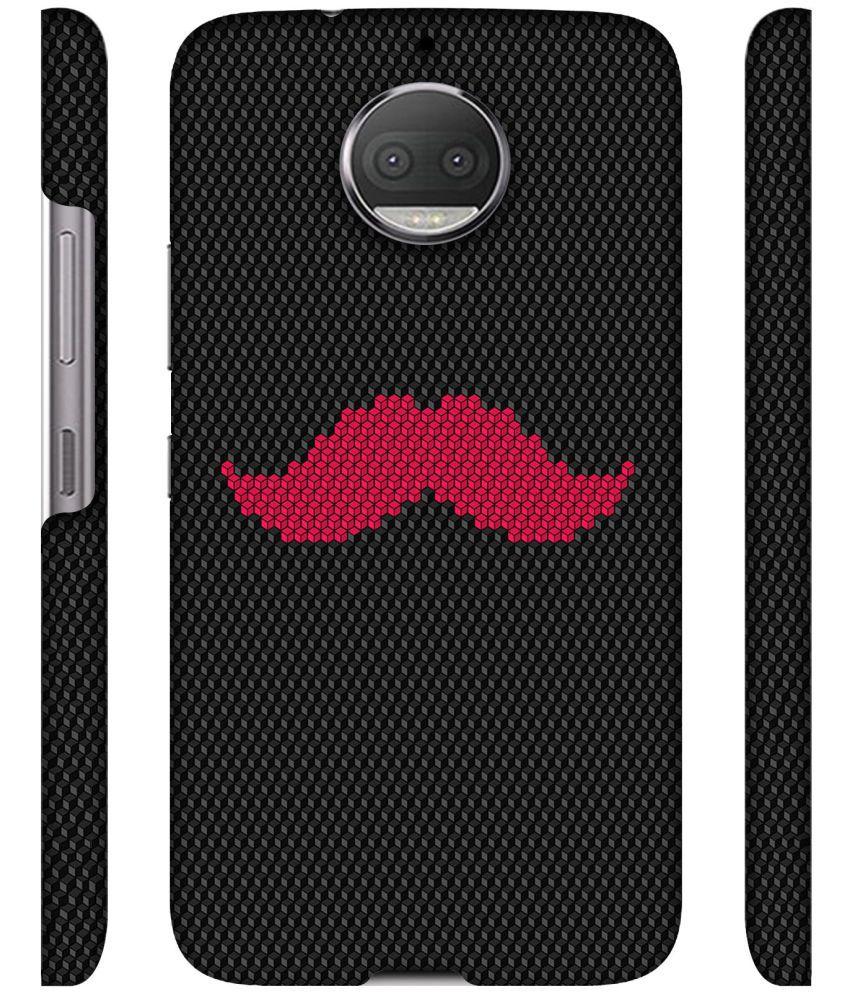 Motorola Moto G5s Plus Printed Cover By Casotec
