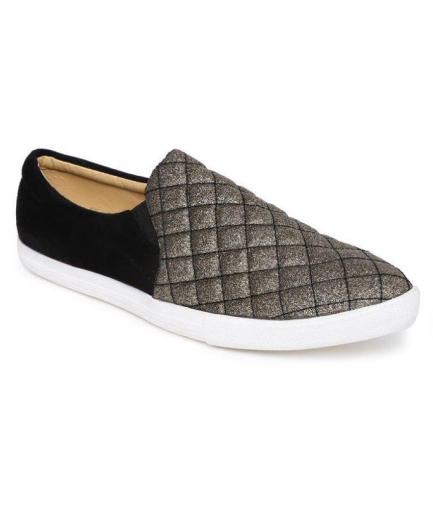 Addons Gold Casual Shoes