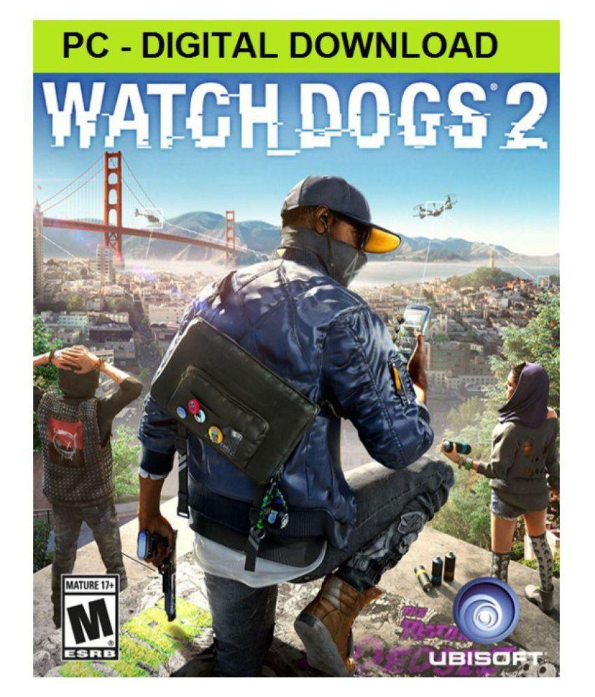 Watch Dogs 2 Savekeys ( PC Game )