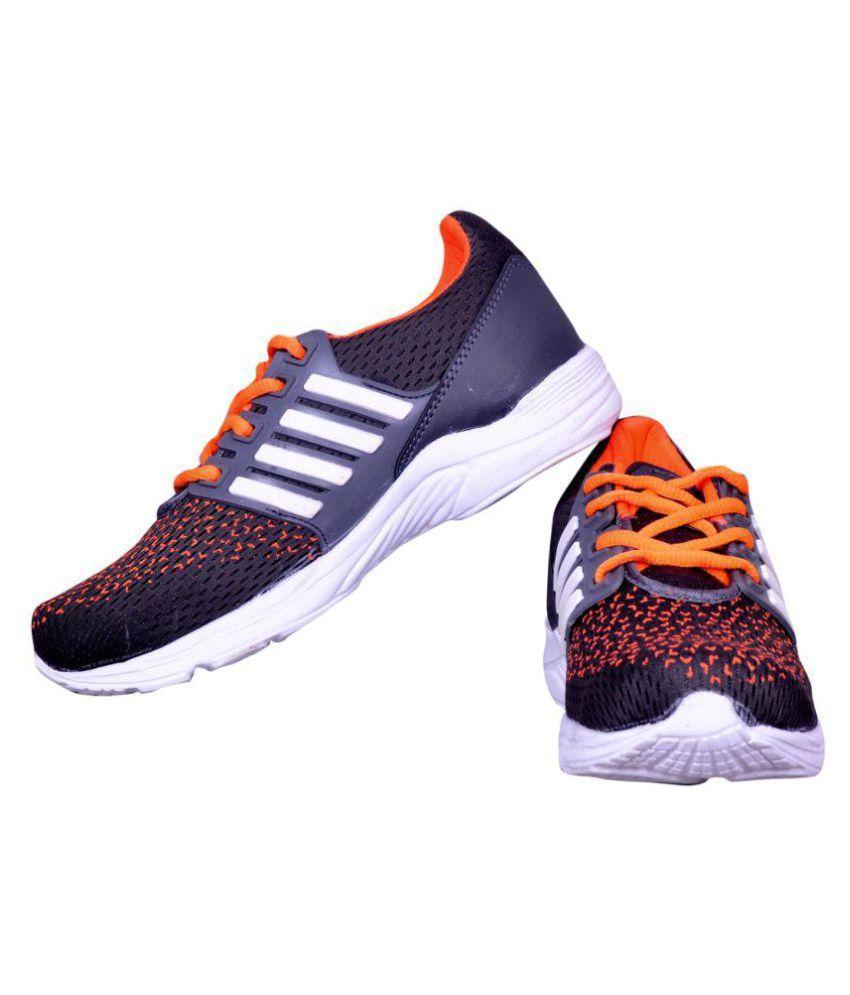 Begone Orange Running Shoes discount low price yXqFILbhg4