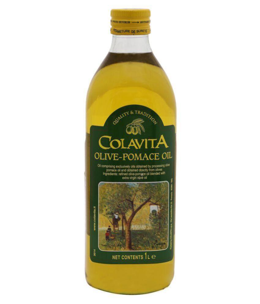 Colavita 100% Authentic Italian Pomace Olive Oil 1000 ml
