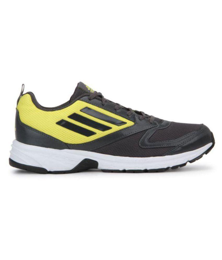 Adidas YKING M Yellow Running Shoes - Buy Adidas YKING M