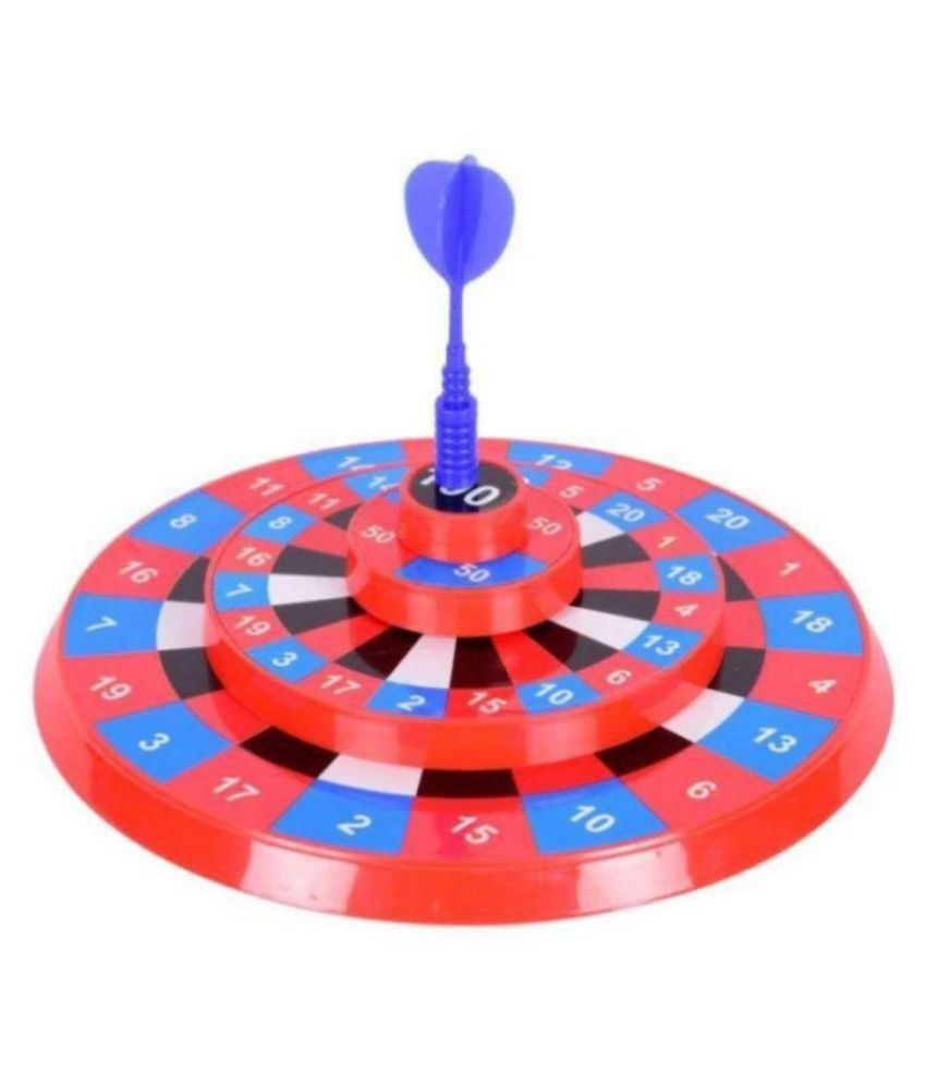 2 In 1 Ejction Darts Wall Plus Off The Wall Game For Kids Hccd