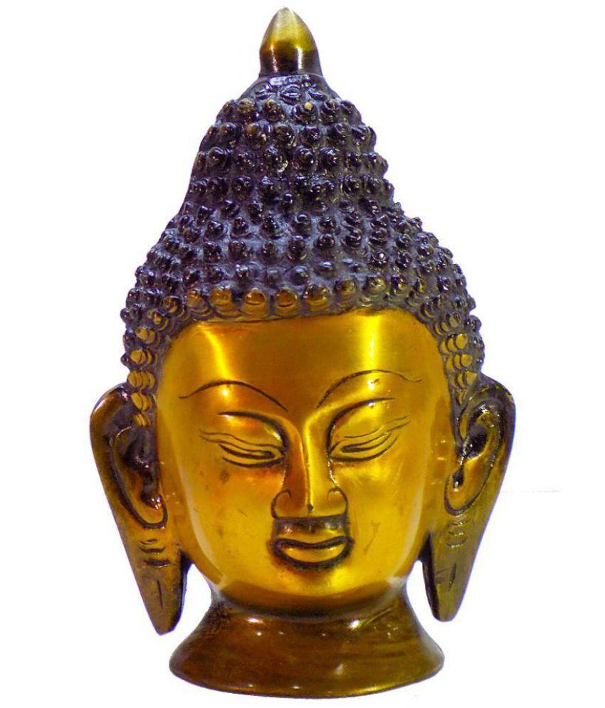 KAVOO Buddha Brass Idol