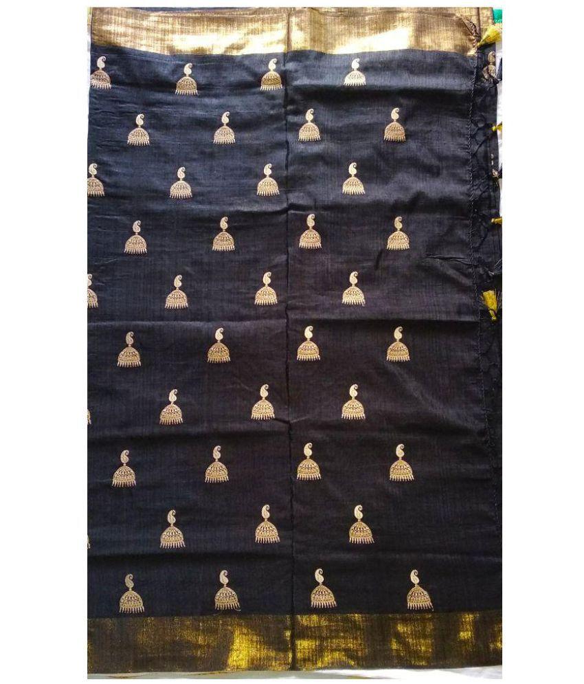 Shreya sarees Multicoloured Art Silk Saree Combos