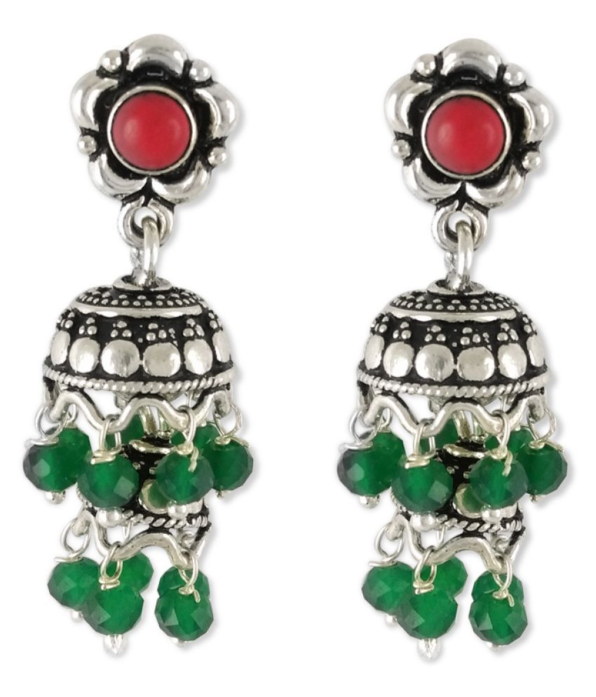 Taraash 92.5 Silver None Jhumki