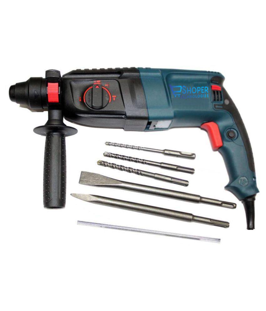 EShopper 26mm 800W Corded Hammer Drill Machine: Buy ...