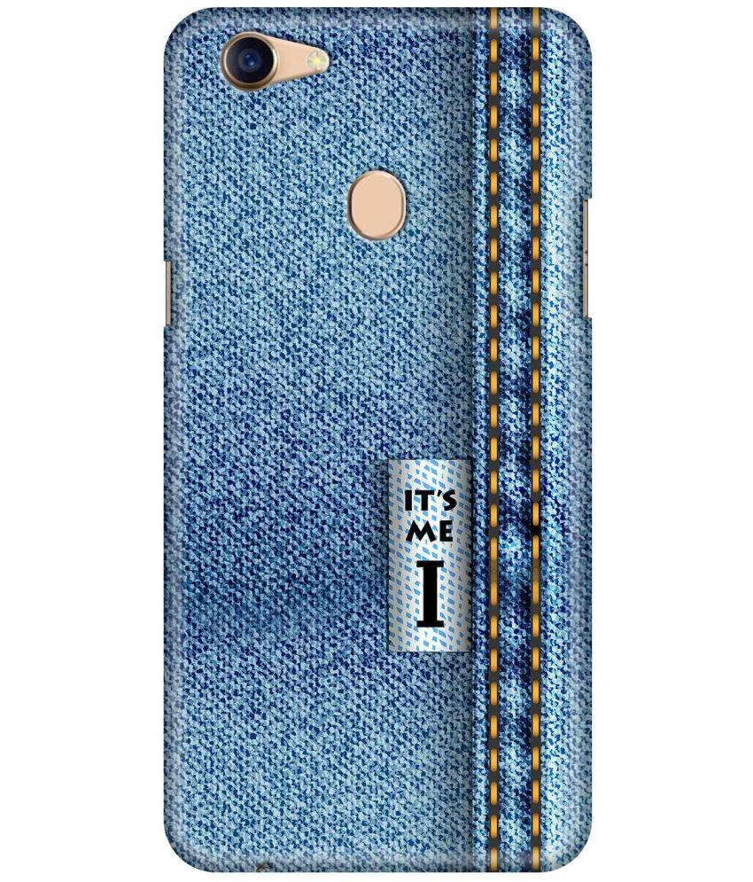 Oppo F7 Printed Cover By SWAGMYCASE