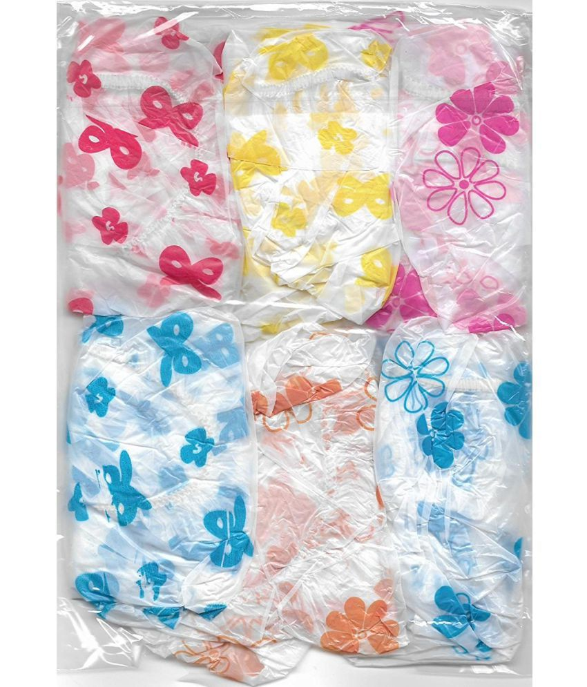 FOK Set of 6 Shower Cap Multi