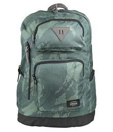 American Tourister FOREST GREEN SNAP03BP Backpack