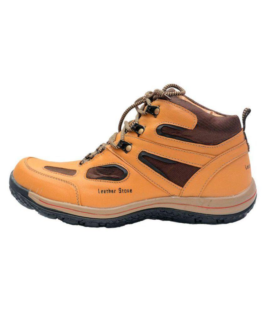 ATSHOE Brown Duck Boot