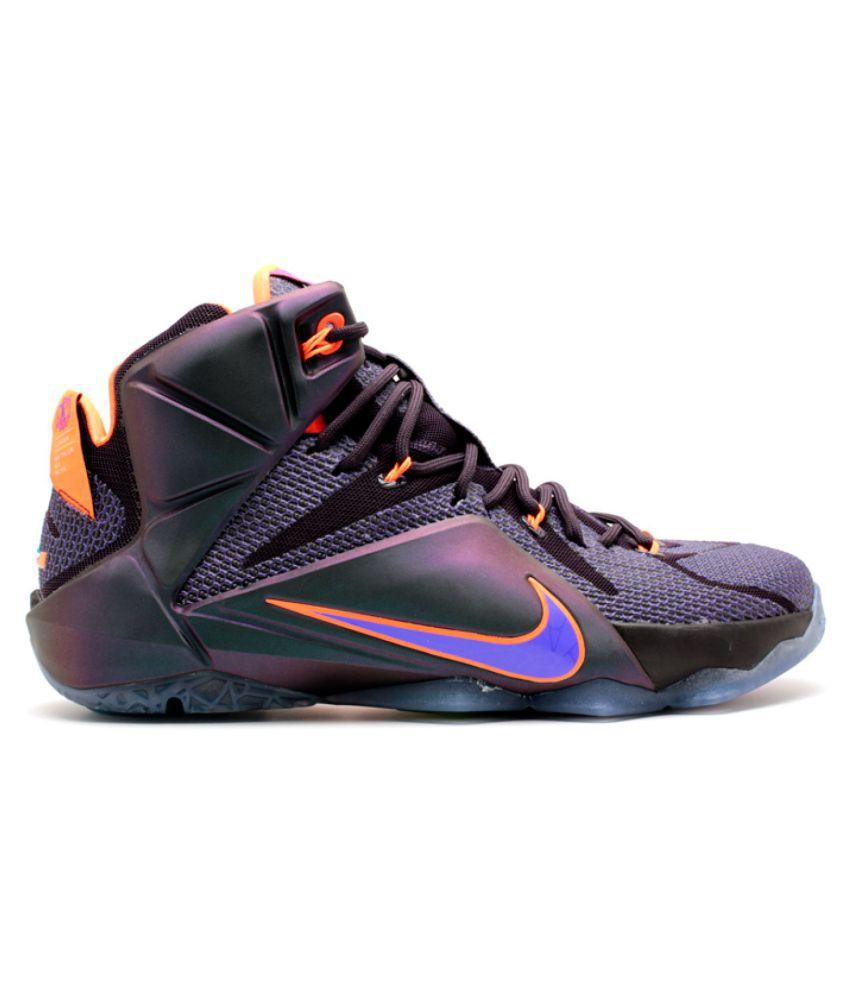 Nike 2018 Lebron X11 Instinct Multi Color Basketball Shoes ...