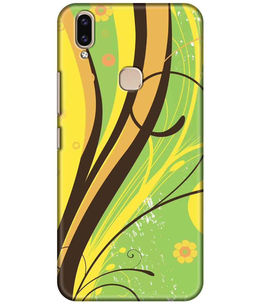 Vivo V9 Printed Cover By SWAGMYCASE