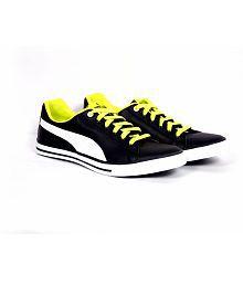 Puma Salz NU Black Casual Shoes