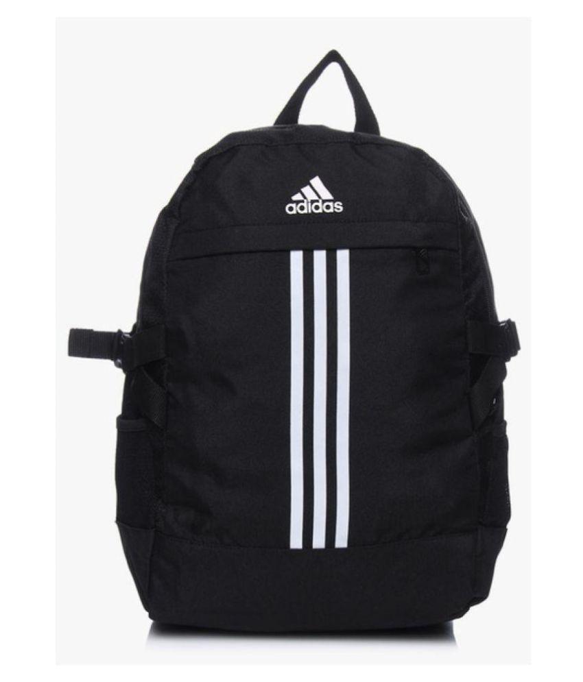 113ff1ad83 Adidas Branded Backpack Laptop bags college bags School bags Black (28  Litres) - Buy Adidas Branded Backpack Laptop bags college bags School bags  Black (28 ...