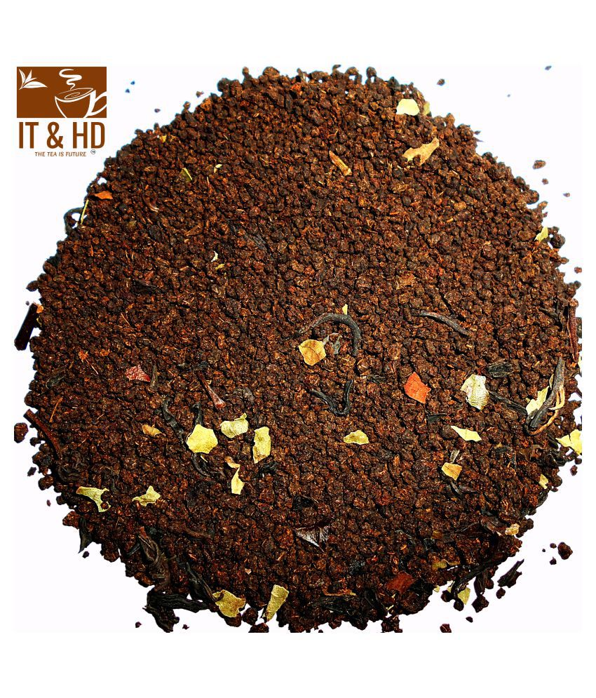 IT & HD Premium DIRECT GARDEN Darjeeling Black Tea Loose Leaf 250 gm