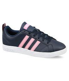 Adidas Navy Tennis Shoes