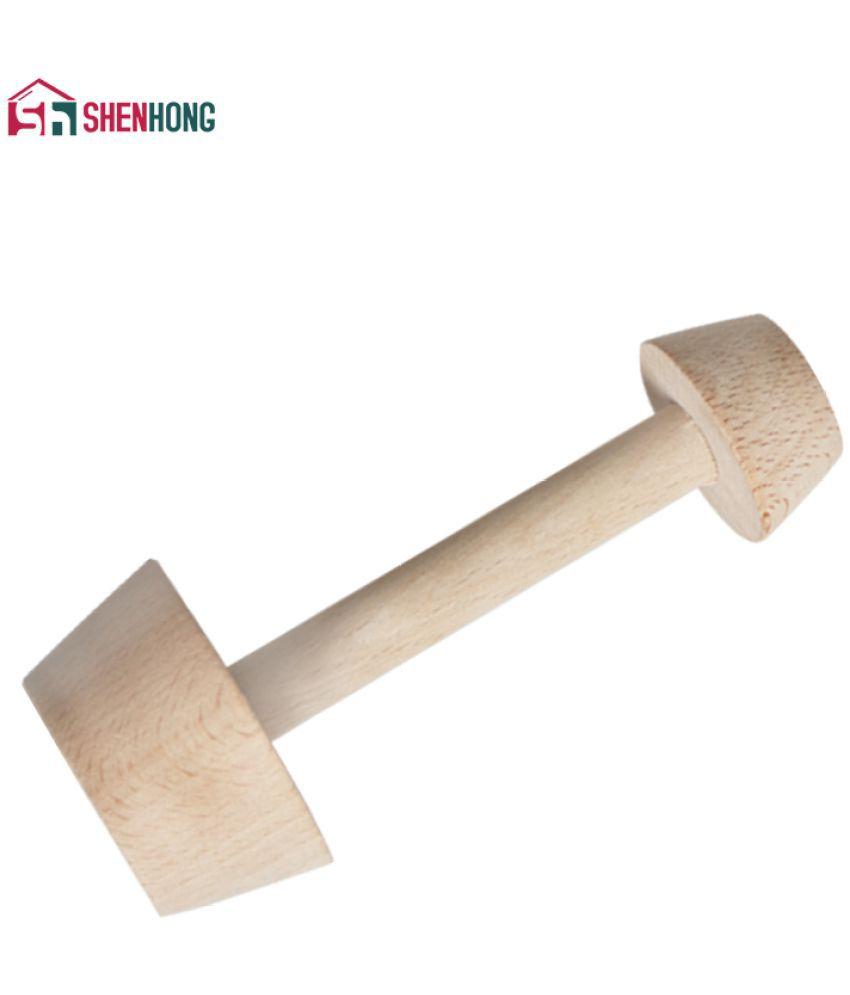 WowObjects Wooden Rolling Pin 1 Pc