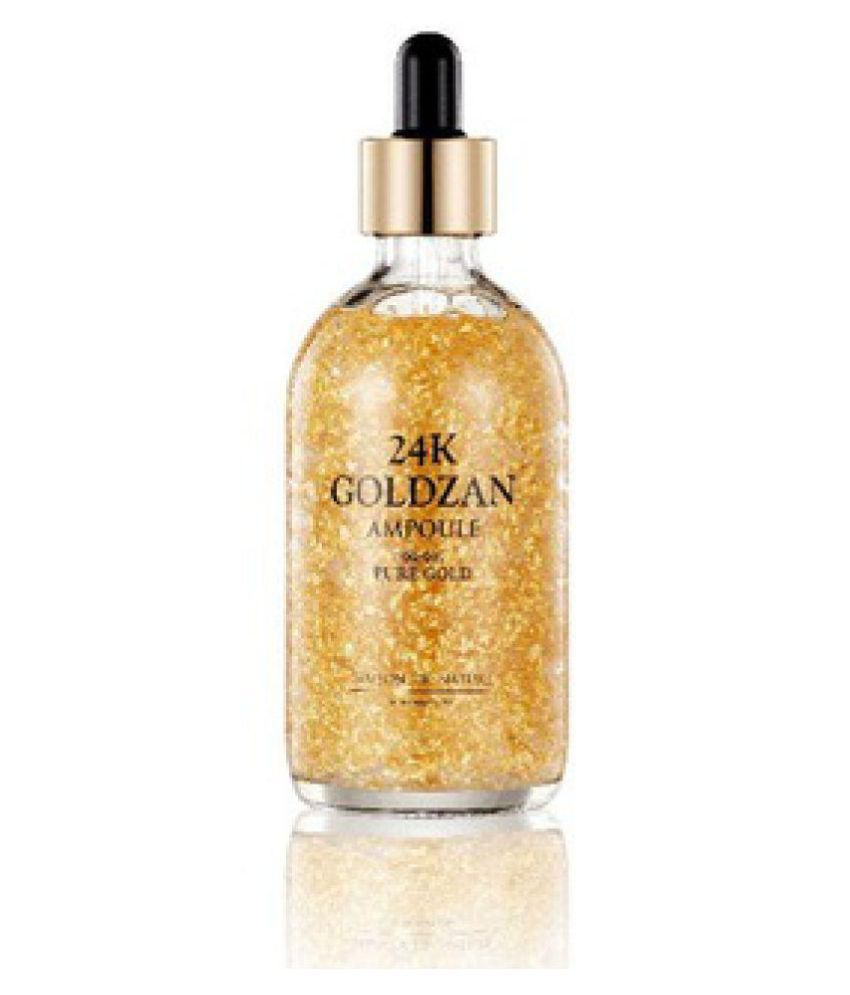 24k Goldza Ampoule Pure Gold Face Serum 100ml Buy 24k Goldza