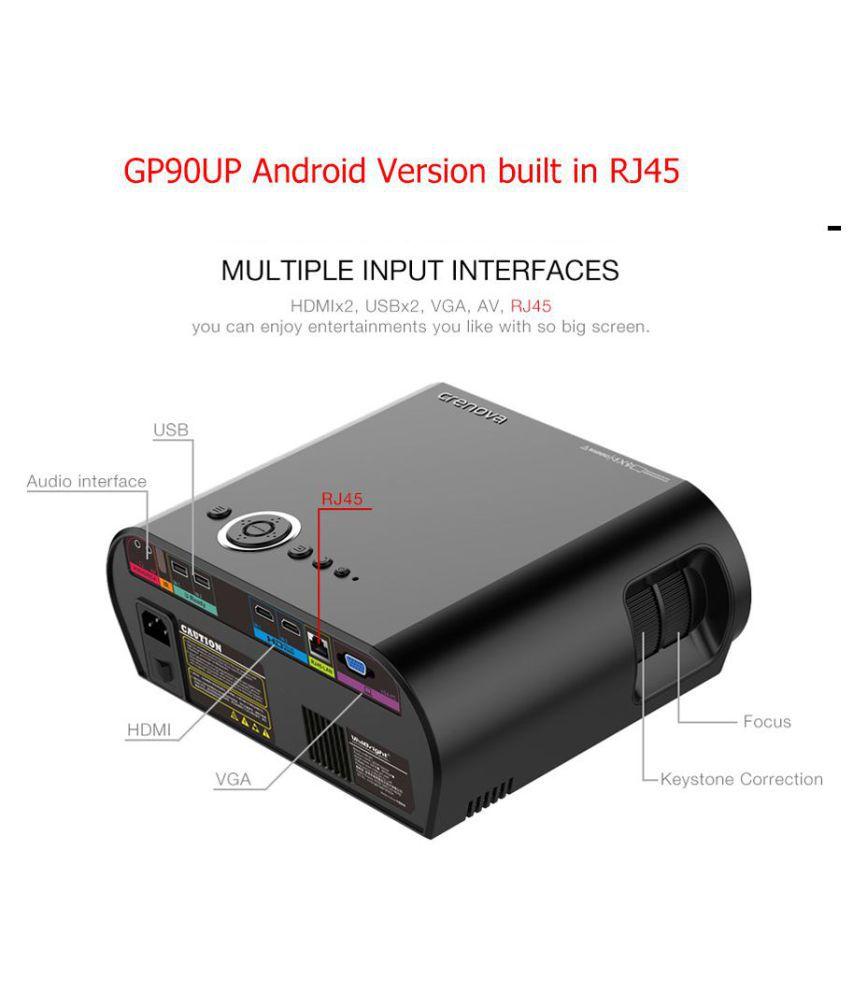 Vivibright GP90 UP LED Projector 1920x1080 Pixels (HD)