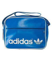 Adidas ADIDAS G92670 Blue P.U. Casual Messenger Bag