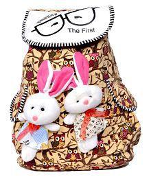 Classio Girl's Teddy Backpack
