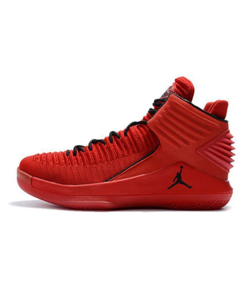 04fa463c90f84b NIKE JORDAN 32 flight speed Red Basketball Shoes - Buy NIKE JORDAN ...
