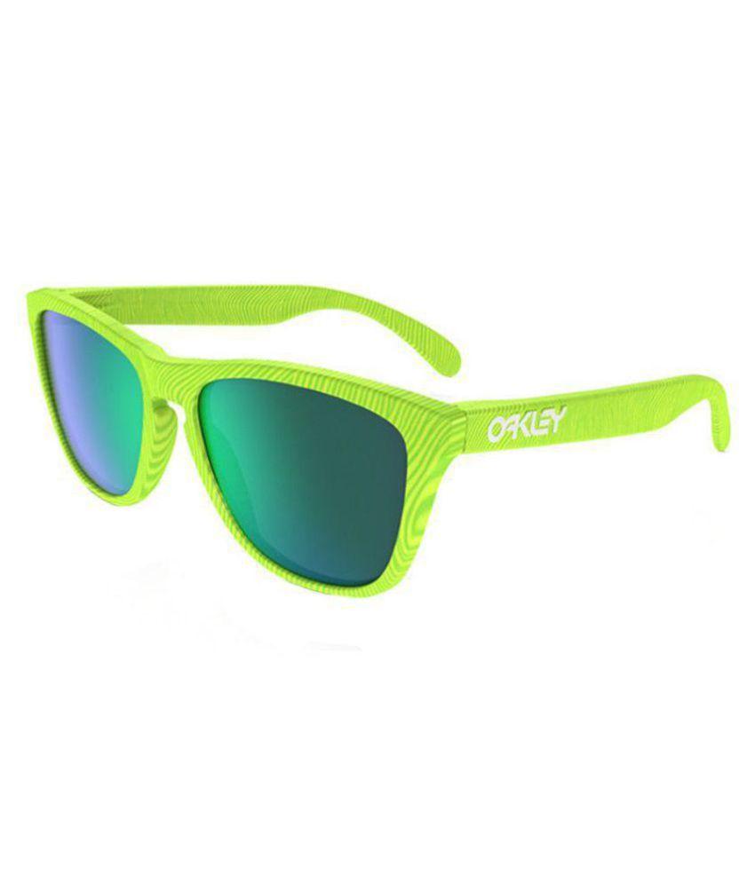 5774a88b10 OAKLEY Green Wayfarer Sunglasses ( OO-9013-54 ) - Buy OAKLEY Green Wayfarer  Sunglasses ( OO-9013-54 ) Online at Low Price - Snapdeal