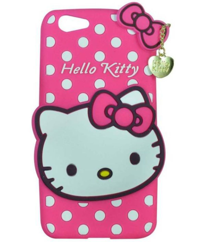 more photos ffeef 75977 Vivo Y53 3D Back Covers By Doyen Creations Hello Kitty