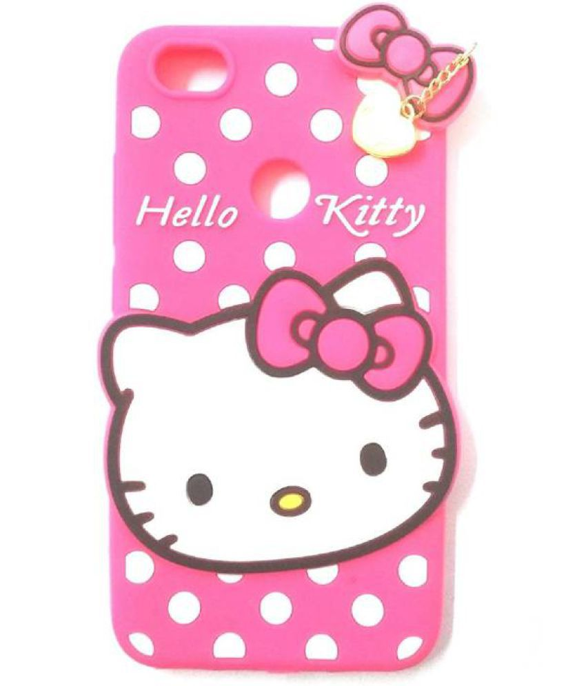 Xiaomi MI A1 3D Back Covers By Doyen Creations Hello Kitty