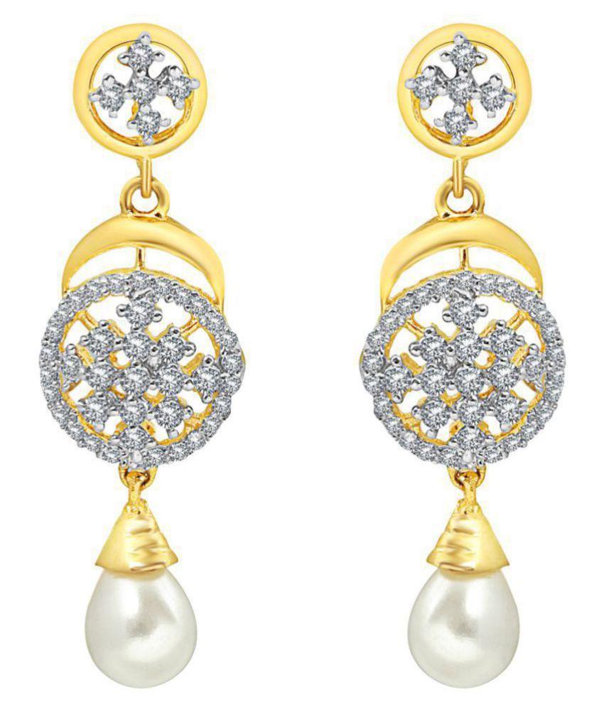 MFJ Fashion Jewellery Daily Wear Long Lasting Earrings for Girls and Women