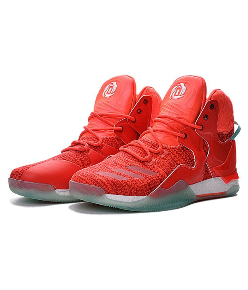 hot sale online 845eb 22499 ... Adidas D Rose 7 Primeknit Multi Color Basketball Shoes ...
