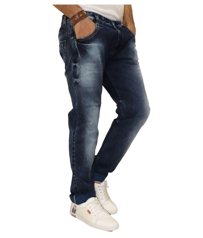 DREAM VISION Dark Blue Slim Jeans