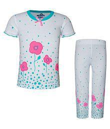 9ad896c9947 Girls Nightwear  Buy Girls Nightwear   Suits Online for Best Prices ...