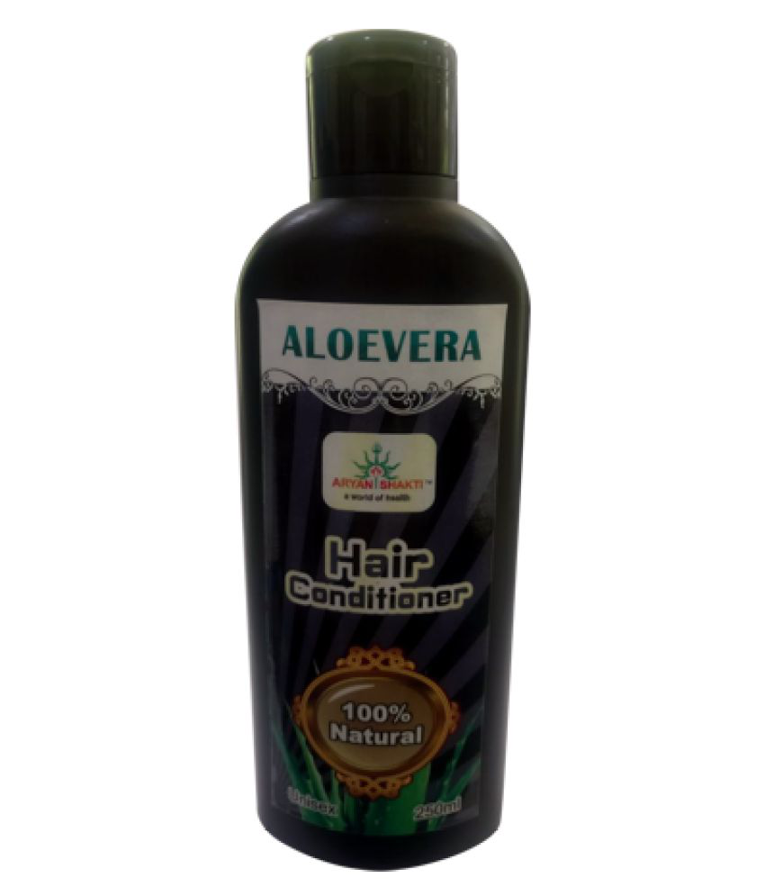 Aryan Shakti Aloevera Hair Super Smooth Deep Conditioner 250 ml