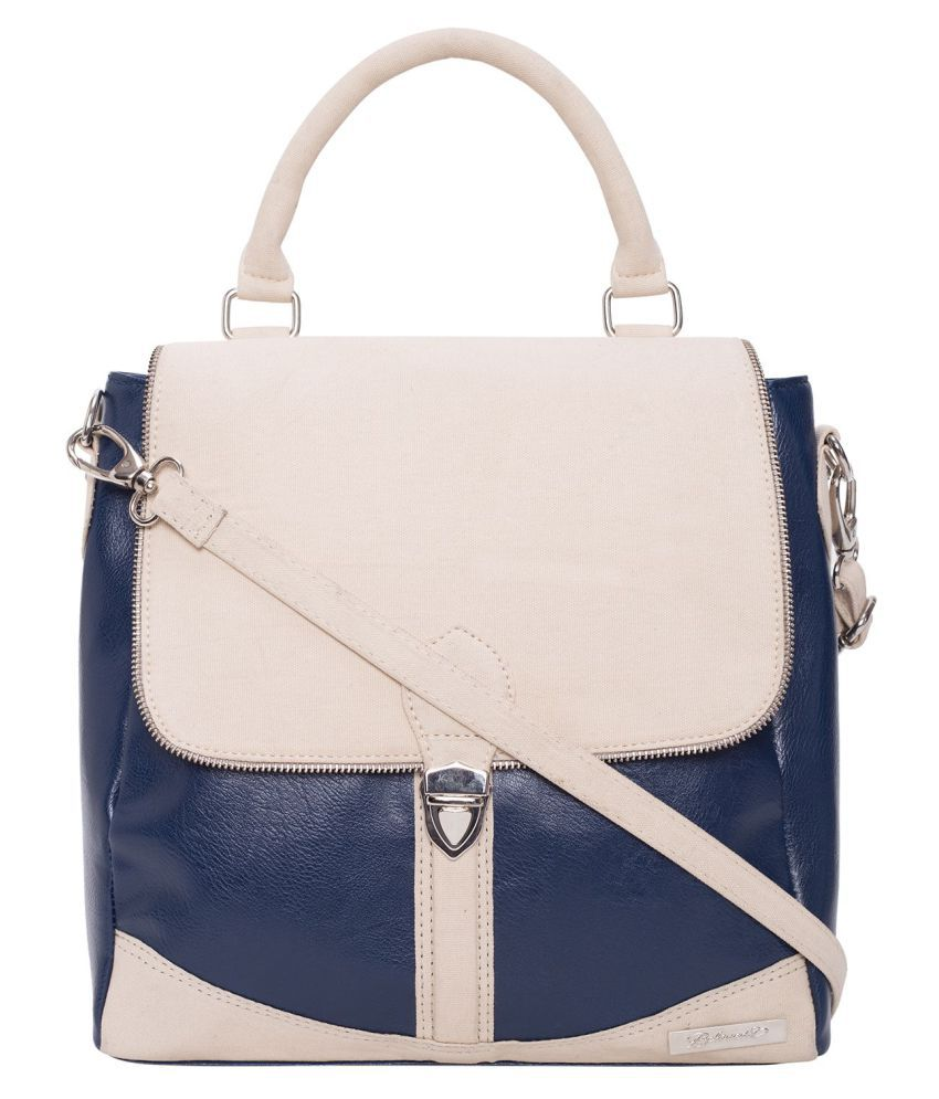Beloved Multi Faux Leather Shoulder Bag
