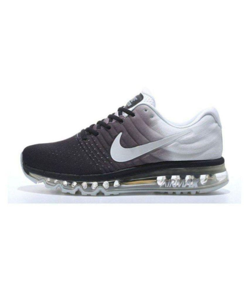 Nike AirMax White Running Shoes - Buy Nike AirMax White Running ... 4a525333bd