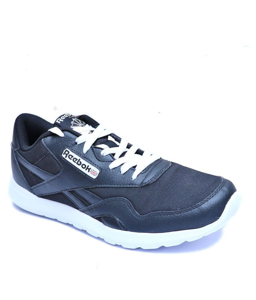 be794188d1809a Reebok Blaze Ultra J95138 Black Running Shoes - Buy Reebok Blaze Ultra  J95138 Black Running Shoes Online at Best Prices in India on Snapdeal