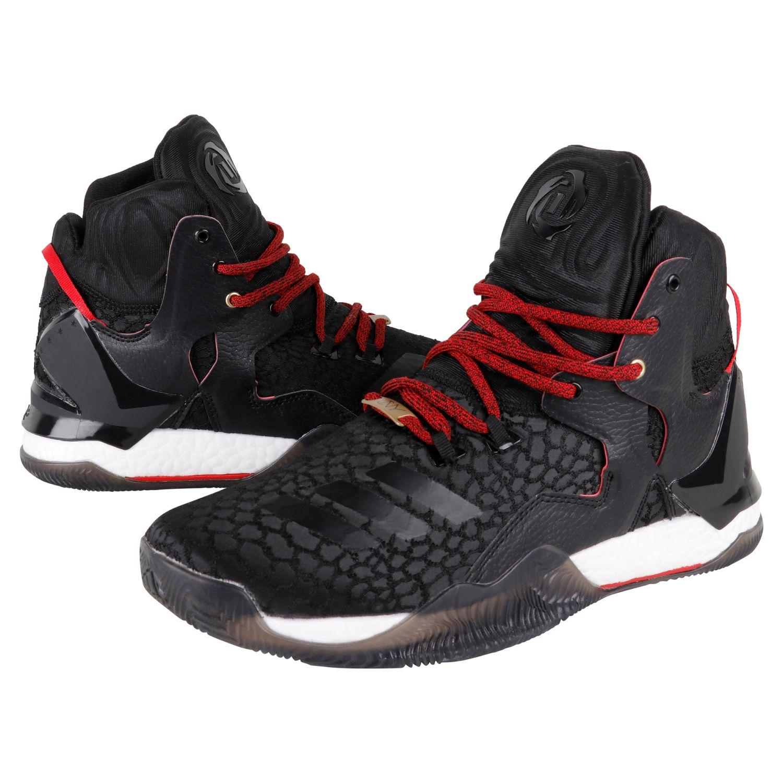 Adidas s rose 7 primeknit neri, scarpe da basket comprare adidas s rose