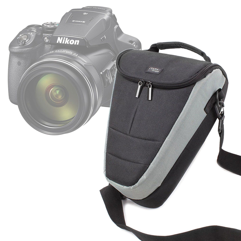 Camera Shoulder Bag Case For Nikon Nikon Coolpix P900 Black