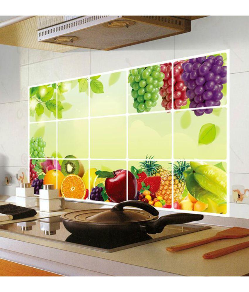 1 pc art revolution creative waterproof wall sticker wall paper 75 x rh snapdeal com