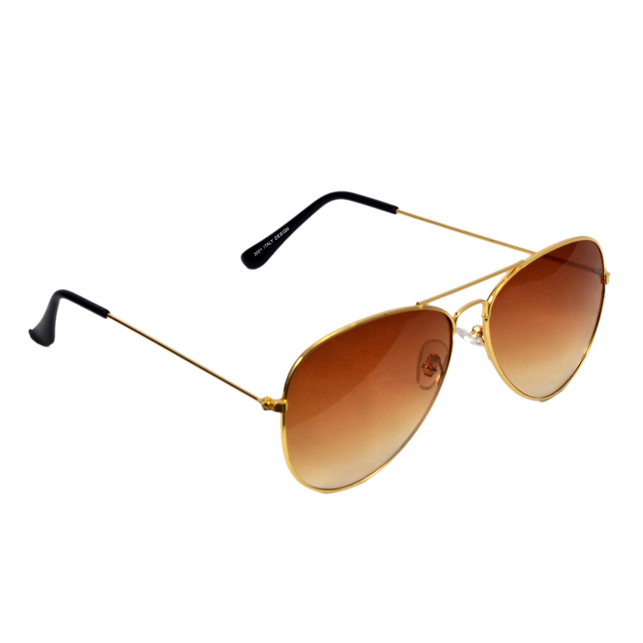 d3ae58e1e0 ANSH BLUE BAY COMPANY Brown Aviator Sunglasses ( ABBS 11 ) - Buy ...