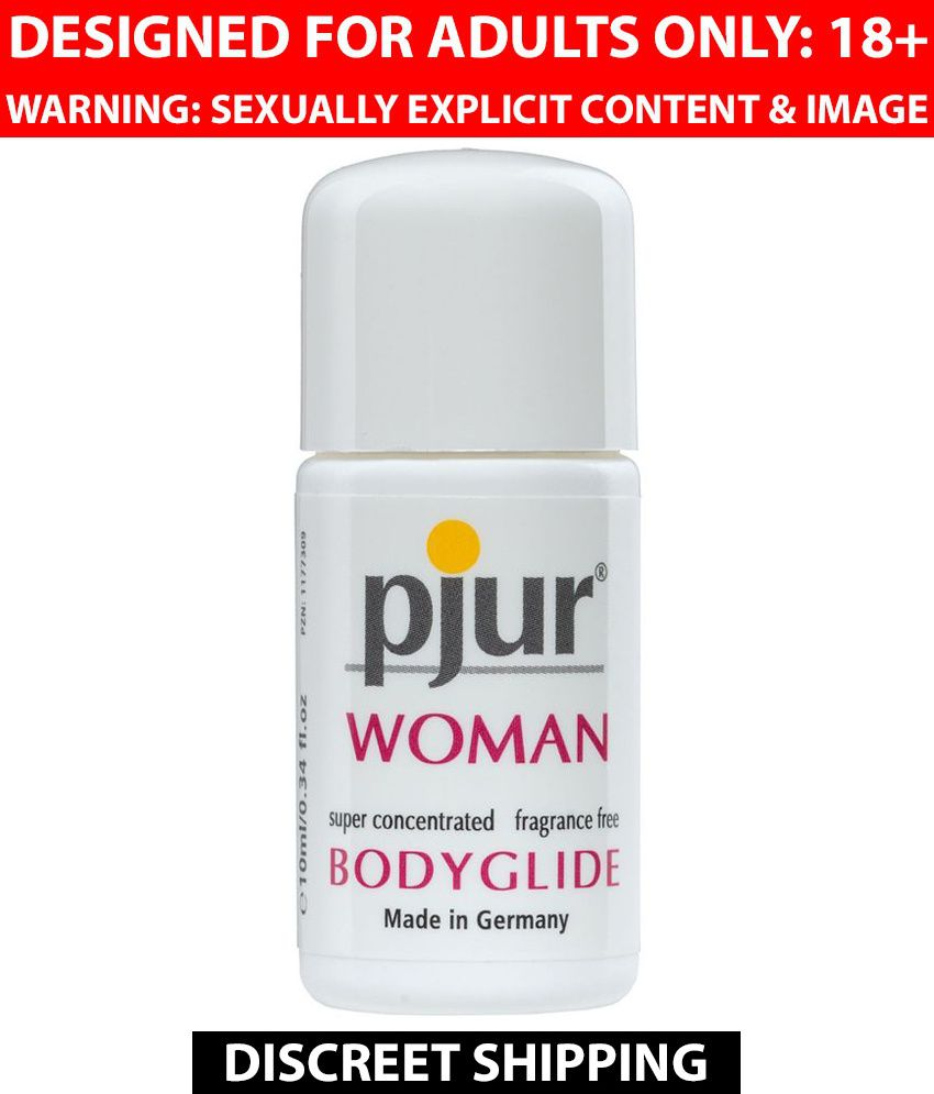 Pjur WOMAN BODYGLIDE Personal Silicone Lubricant 10 ml Pack Of 1
