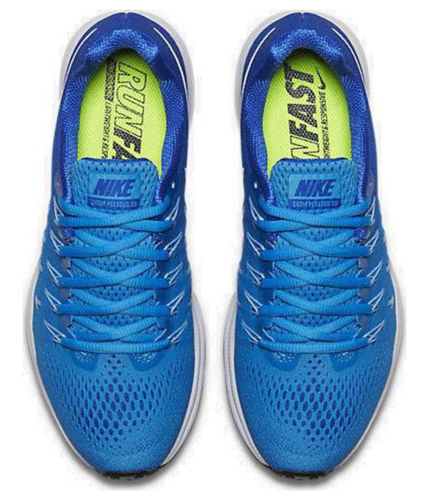 official photos 0329a 4317e Nike Pegasus 33 Sky Blue Running Shoes