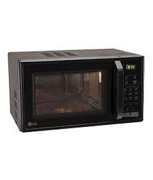 LG 20 to 26 Litres LTR MC2146BV Convection Microwave Black
