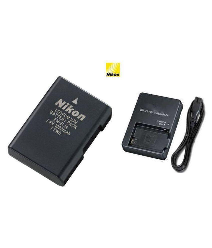 Nikon MH 24 Camera Battery Charger