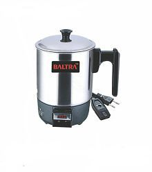 Baltra BHC 102 1 Liters 300 Watts Stainless Steel Electric Kettle