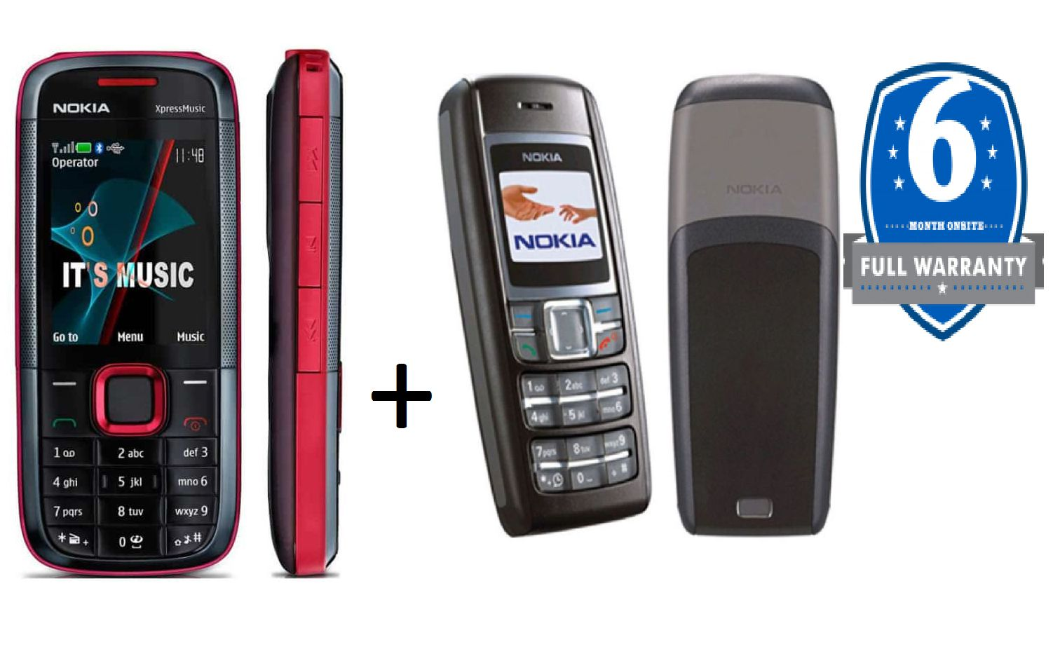 Camolinz Buy Nokia 1600 Get Nokia 5130 Black - Feature Phone